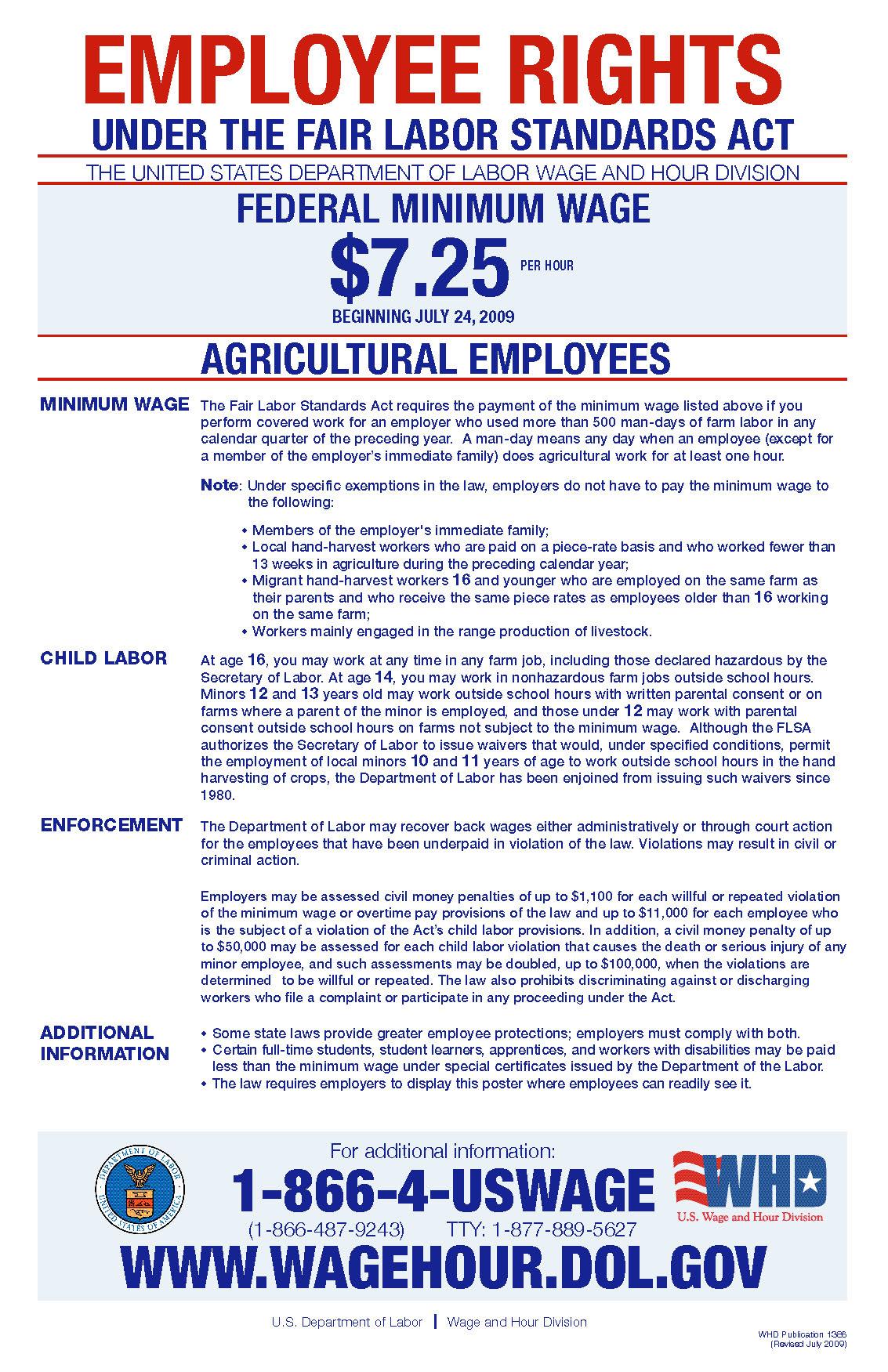 Labor Poster