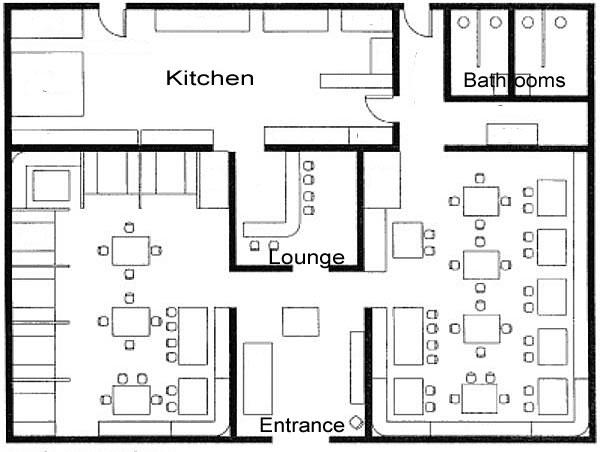 7 restaurant2g restaurant blueprint 2 malvernweather Choice Image