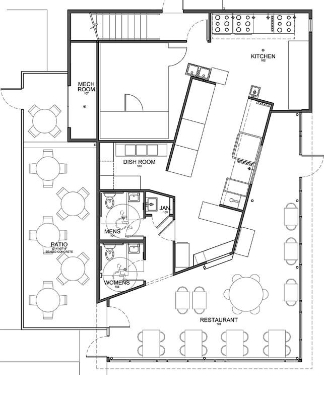 Restaurant blueprints restaurant blueprint 3 malvernweather Gallery